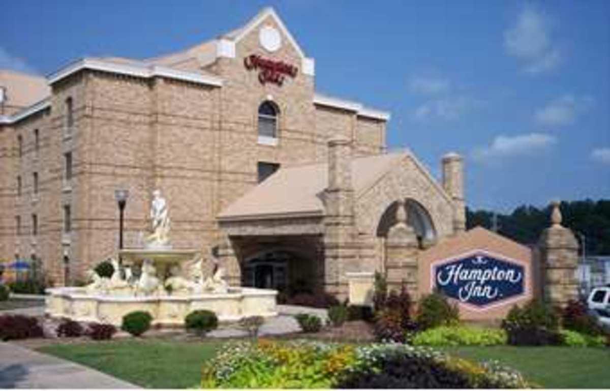 The Brand New Hampton Inn Newberry S.C.