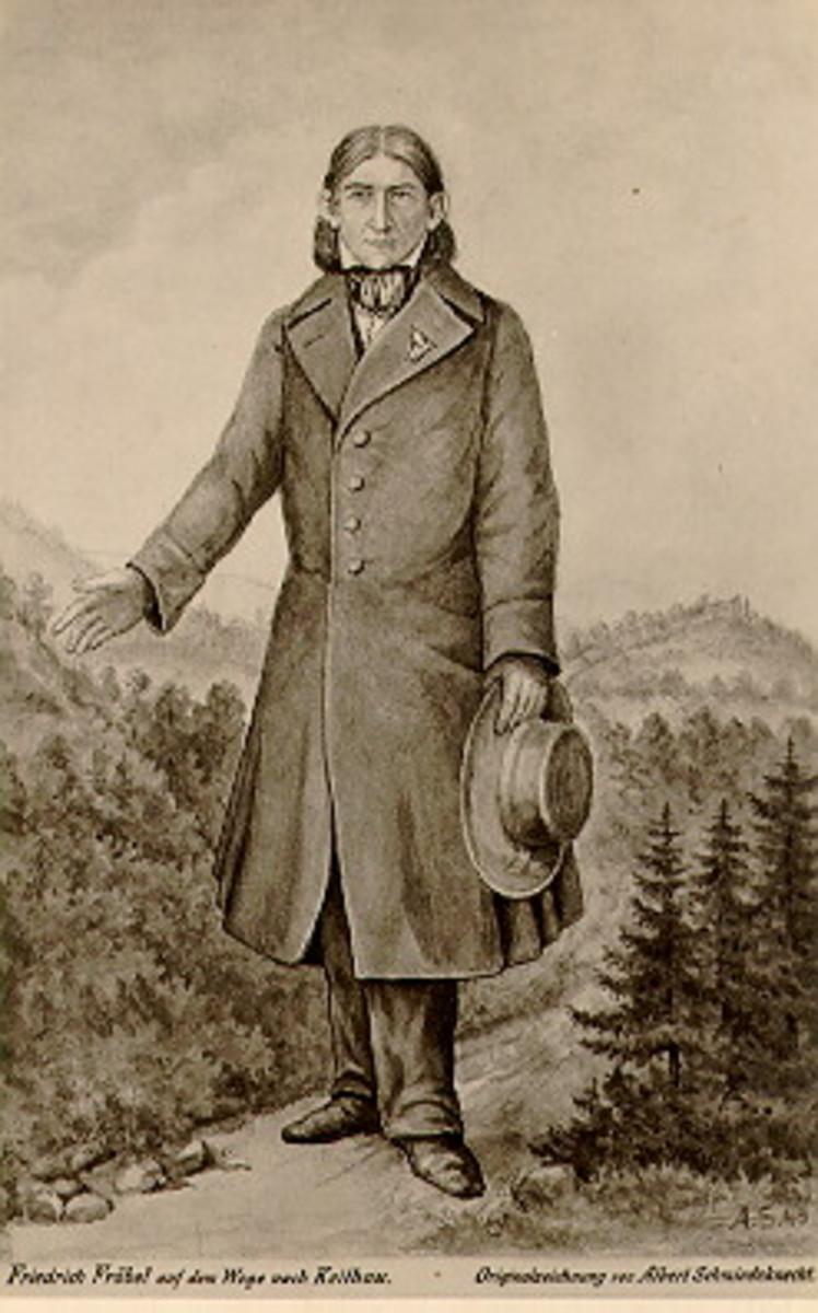 Friedrich Froebel (Fröbel)