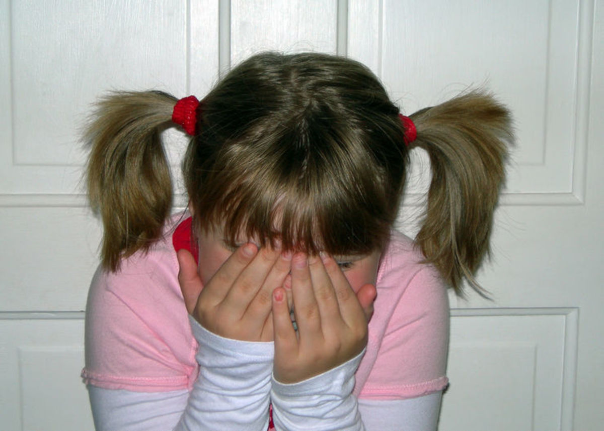 Encopresis and Enuresis in Stress Disordered Children