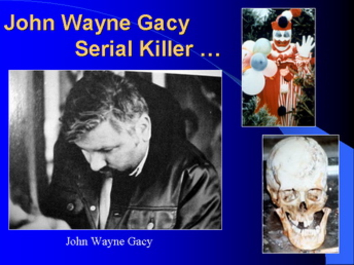 john wayne gacy essays that are untraceable Download thesis statement on john wayne gacy, jr in our database or order an original thesis paper that will be written by one of our staff writers and delivered.