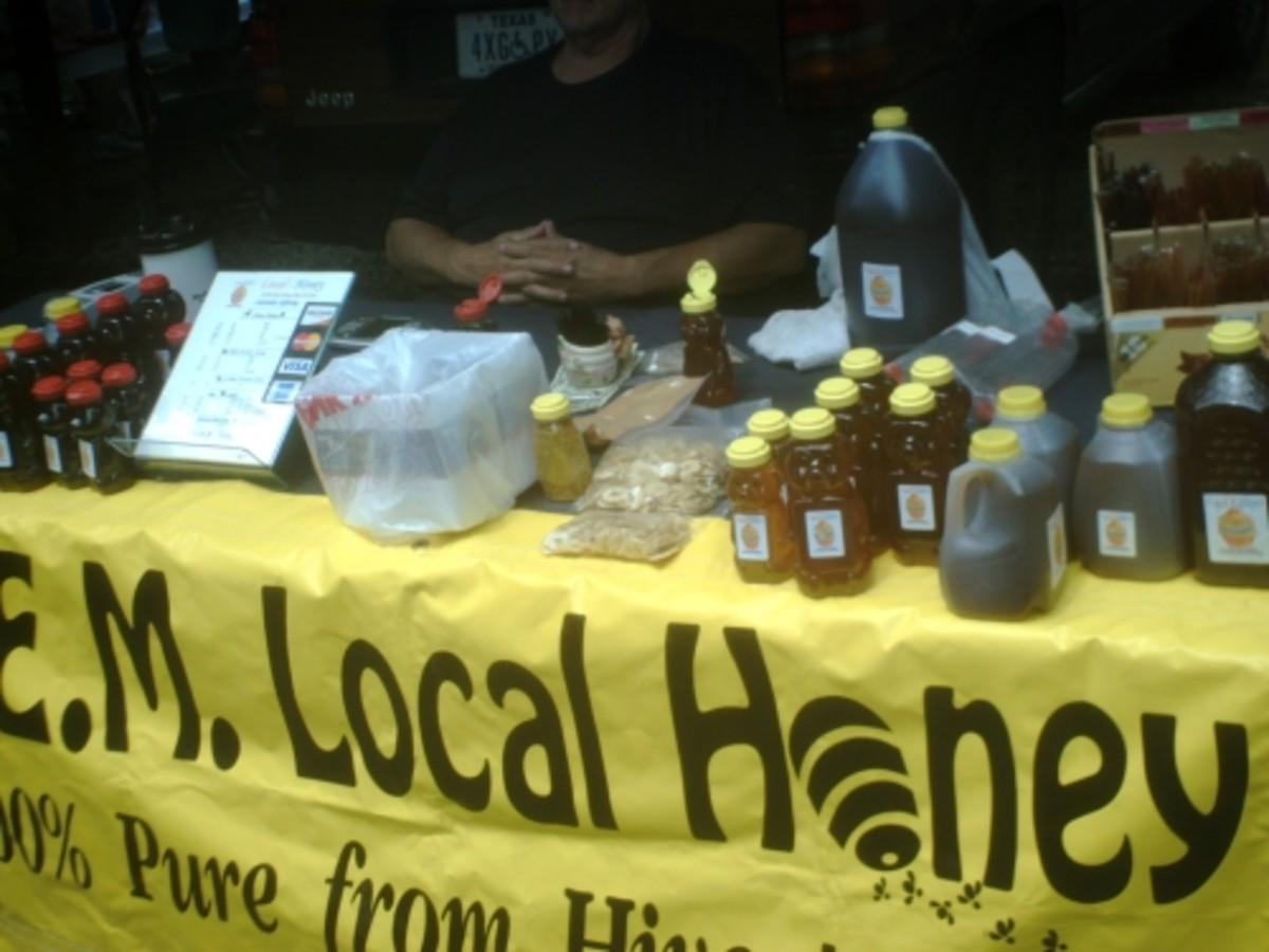 Organic Honey on Sale