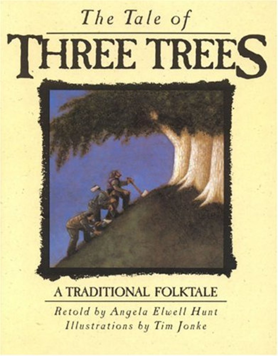 The Tale of Three Trees, A Christmas Story