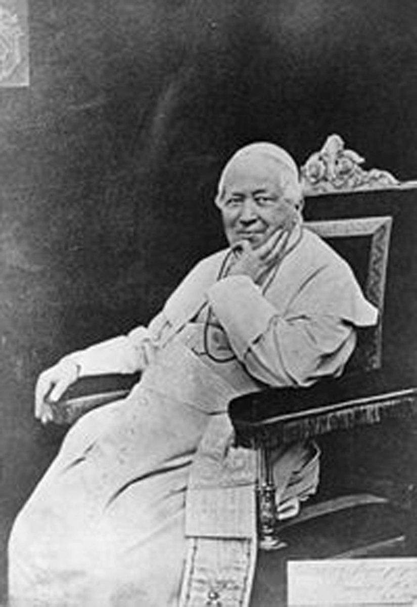 Pope Pius IX, a Jettatore?