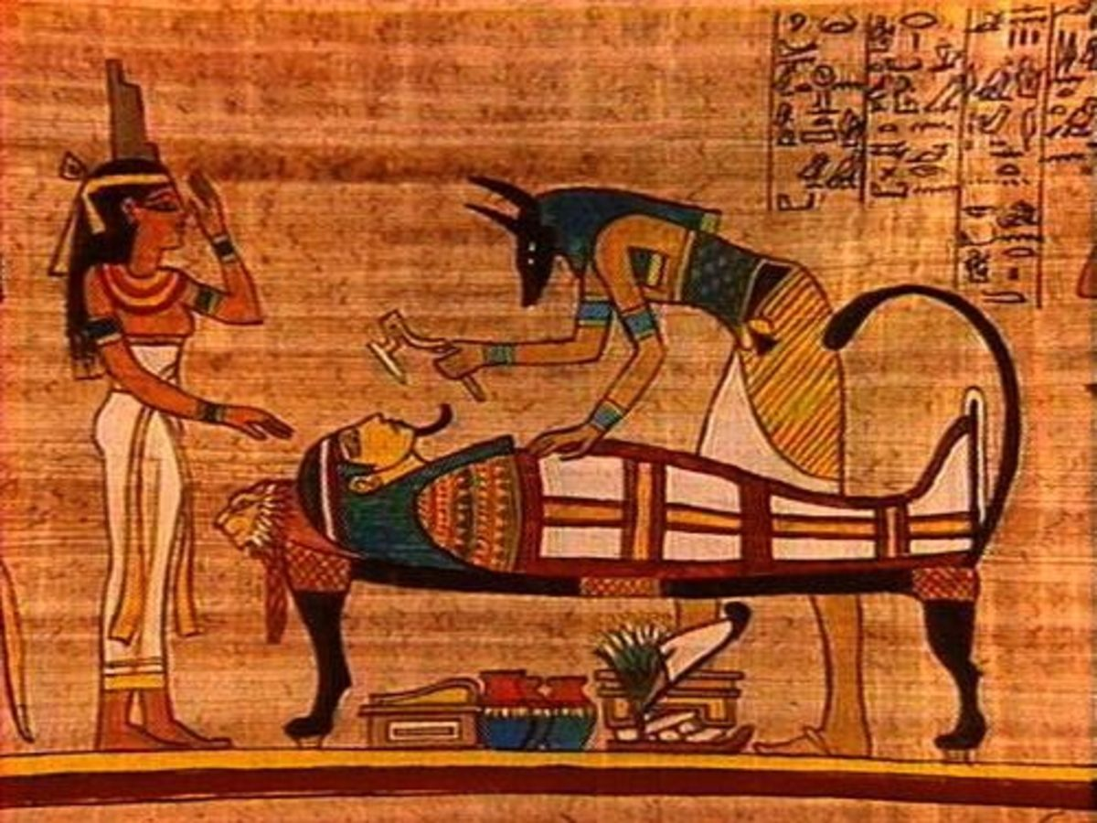 Egyptian Mythology: The Afterlife & Burial Practices