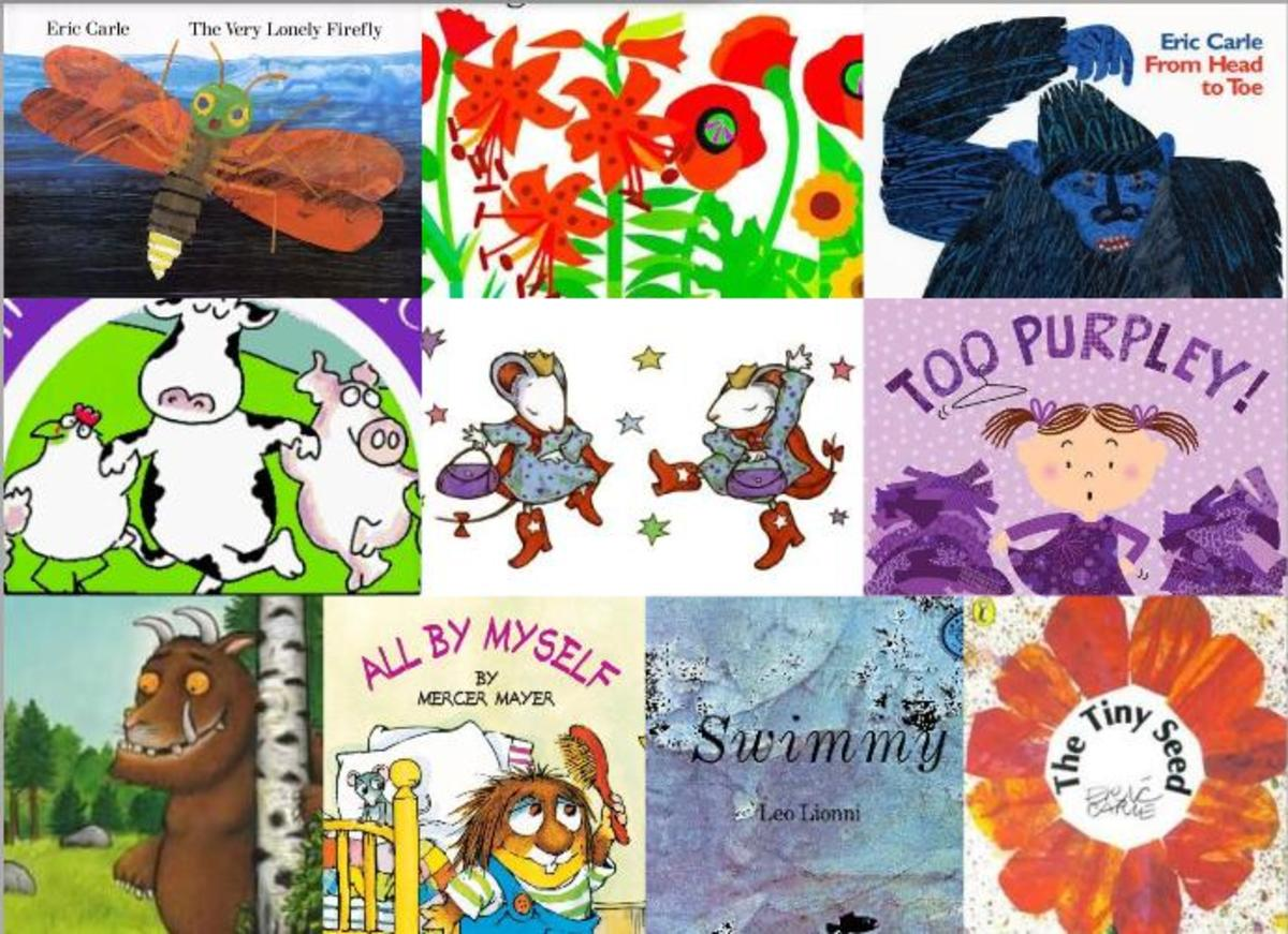 This is the format I use for active, highly paticipatory preschool storytimes.