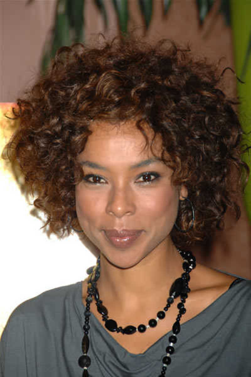 Super Short Curly Hairstyles Pictures For Naturally Curly Hair Hairstyles For Women Draintrainus