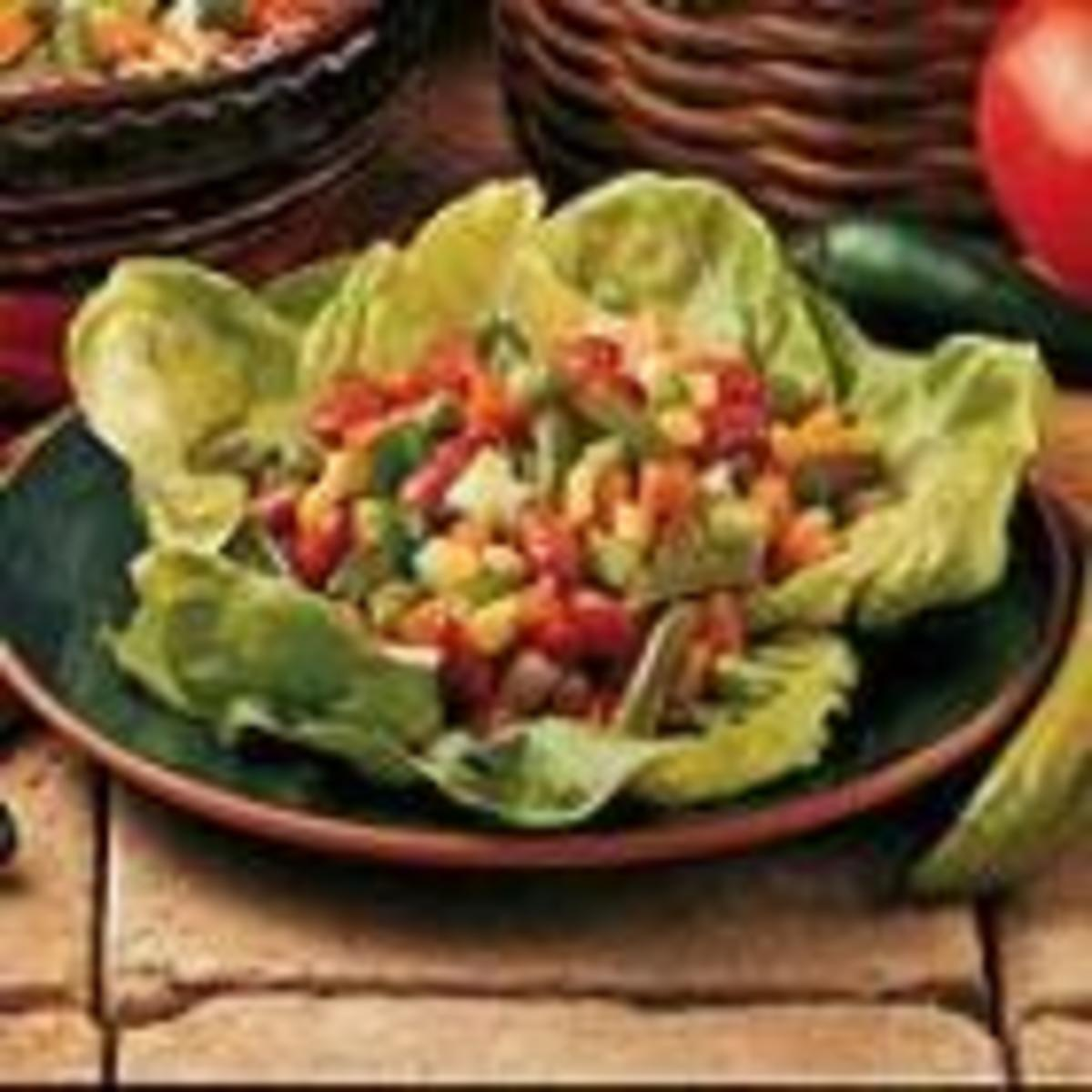 Mixed Vegetable Salad (from Allrecipes)