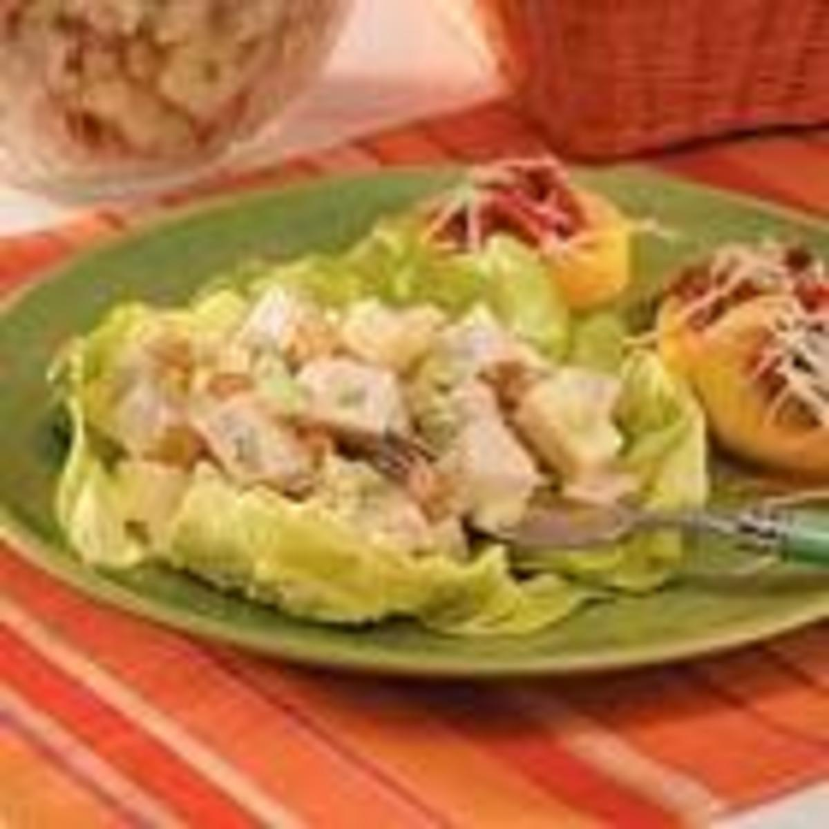Chutney Turkey Salad (from Allrecipes)