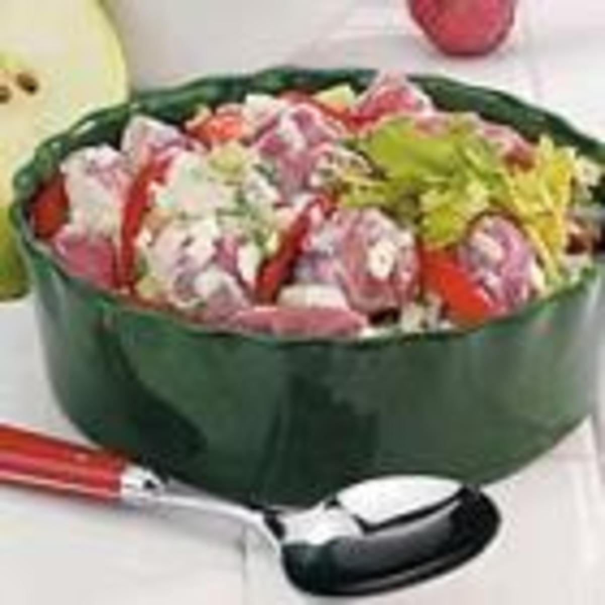 Healthy Potato Salad (from Allrecipes)