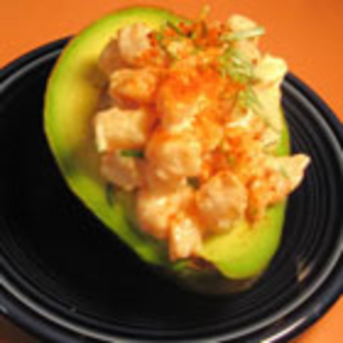 Shrimp and Avocado Salad (from Allrecipes)