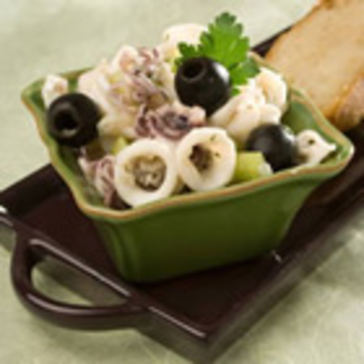 Calamari Salad (from Allrecipes)