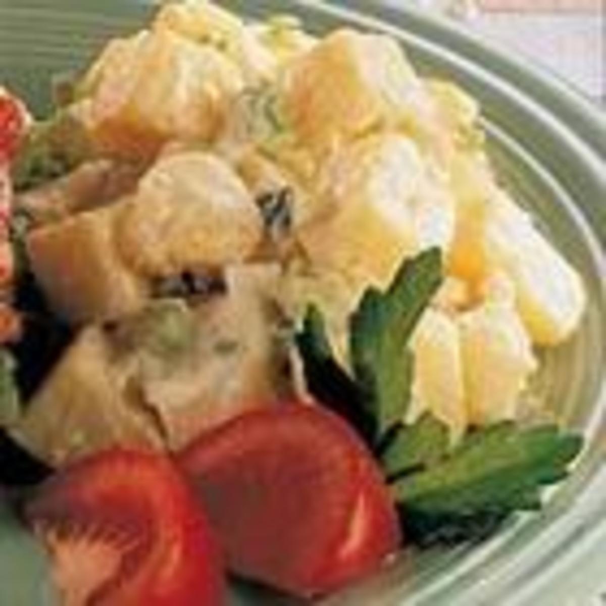 Homemade Potato Salad (from Allrecipes)