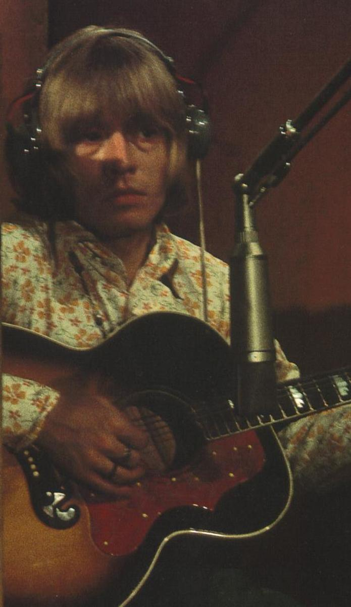"""Brian at """"Sympathy for the Devil"""" Sessions"""