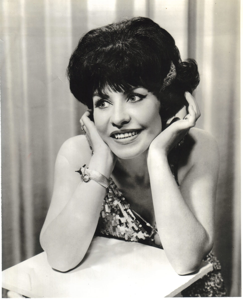 Mary in a Promotional Shot.