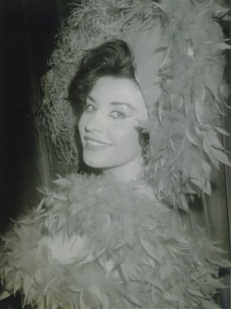Mary in Promotional Shot.