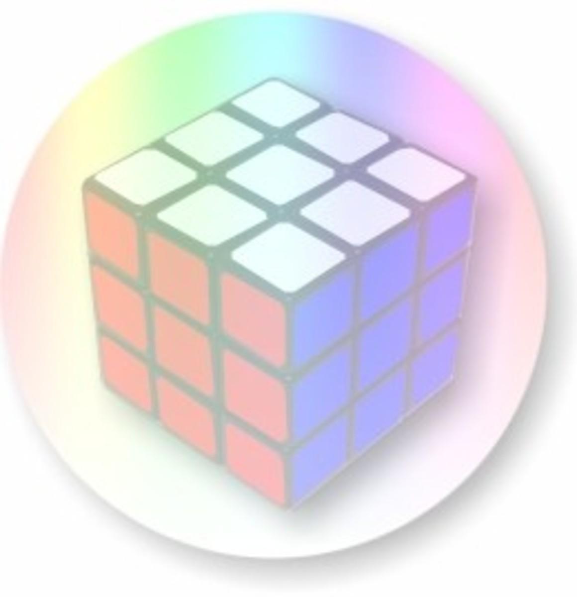 How To Solve A 3x3x3 Rubiks Cube - Standard Cube - 3x3 Rubik's Cube