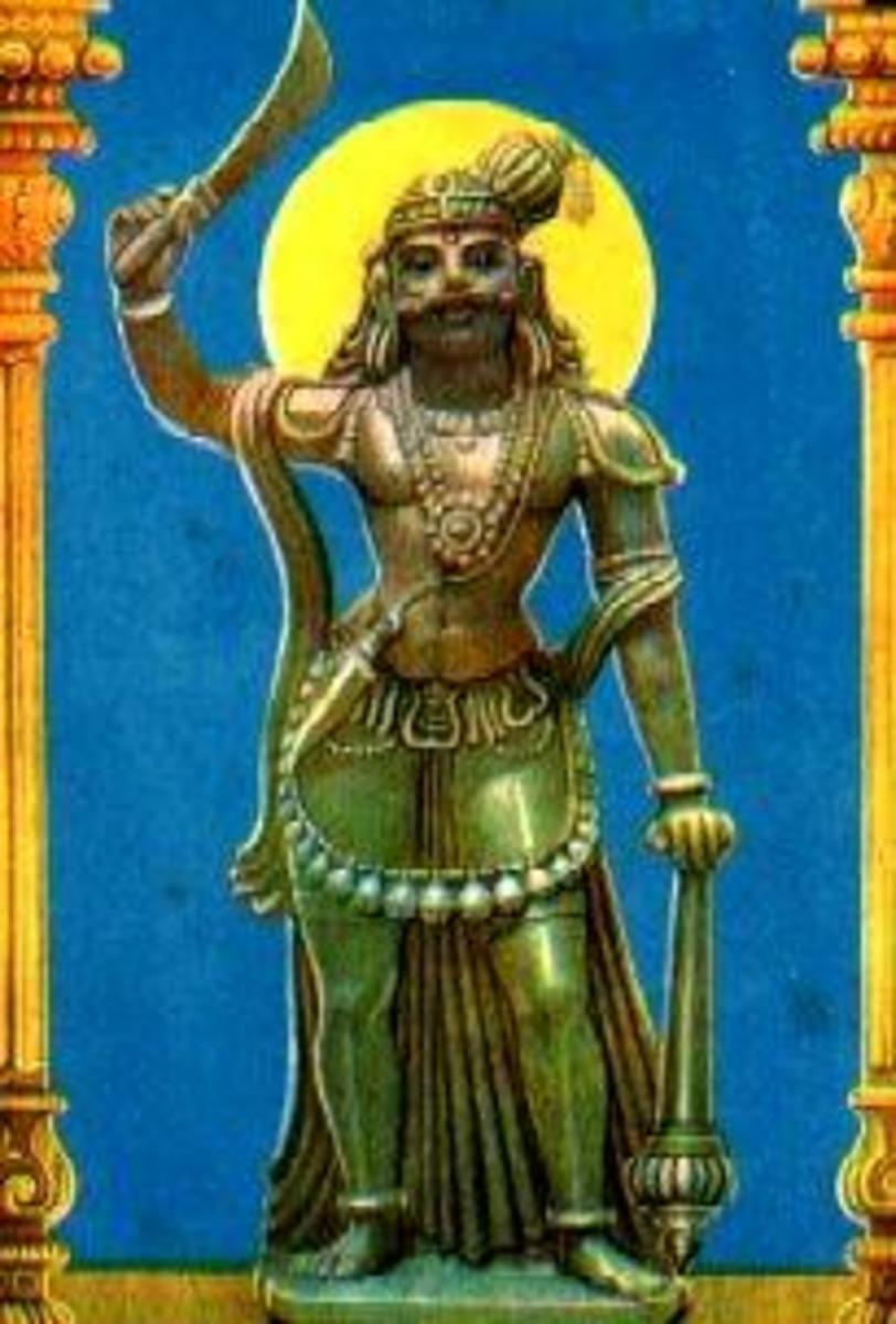 Lord Karuppaswamy, The Great Guardian God of Hinduism
