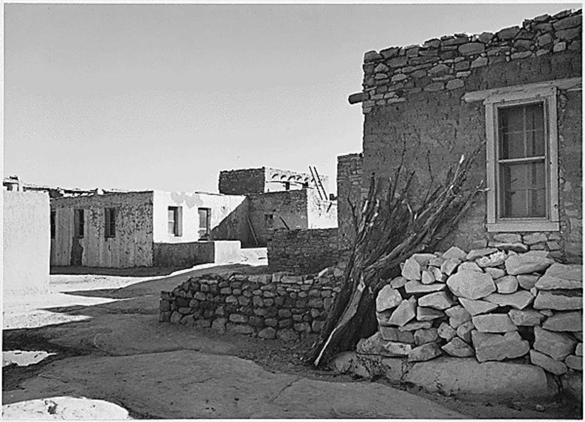 Adobe in the American Southwest