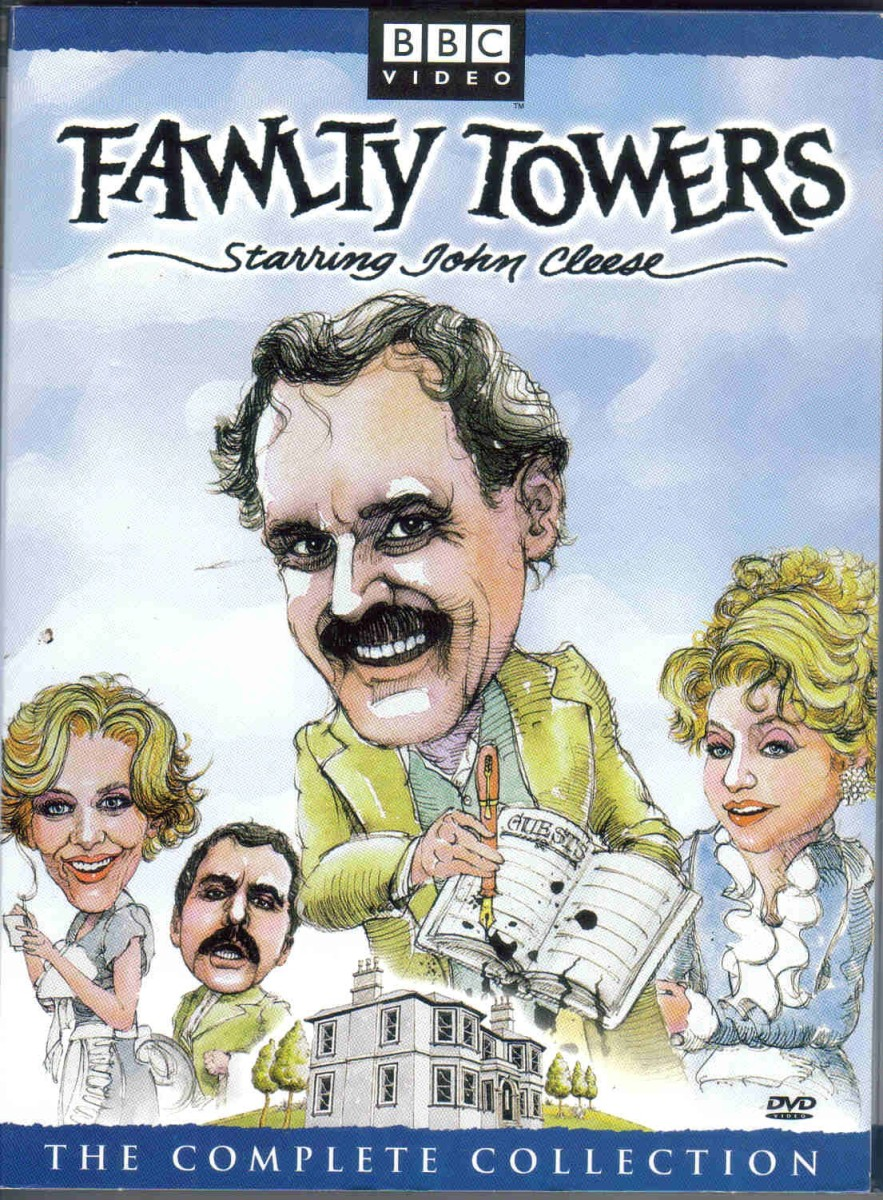 TV Shows - Fawlty Towers