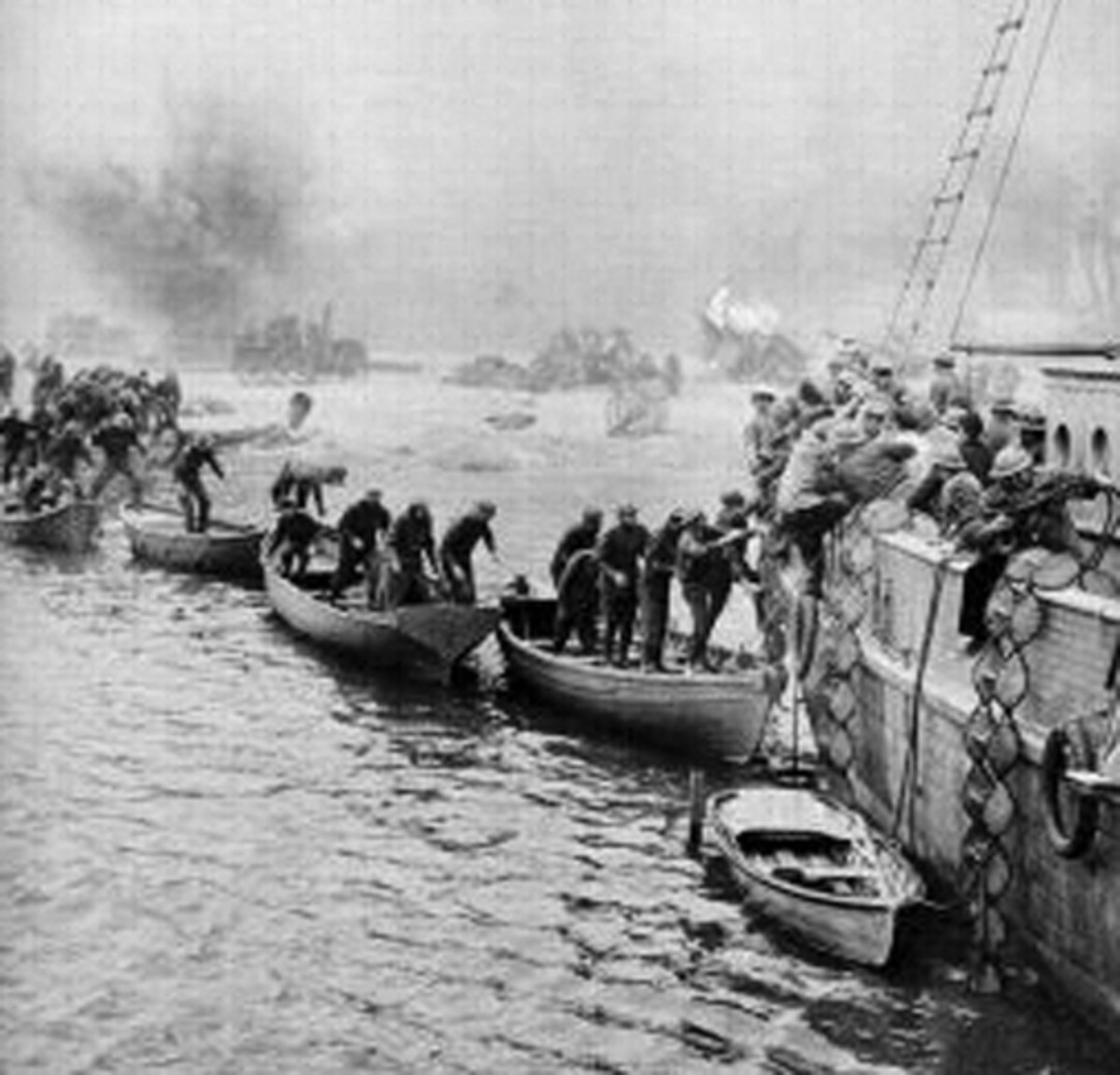World War 2 The Dunkirk Evacuation WW II