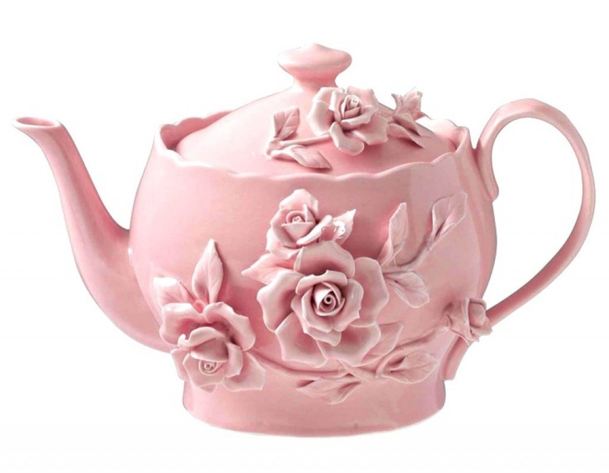 Rose Teapots: Beautiful Collectibles for Any Occasion