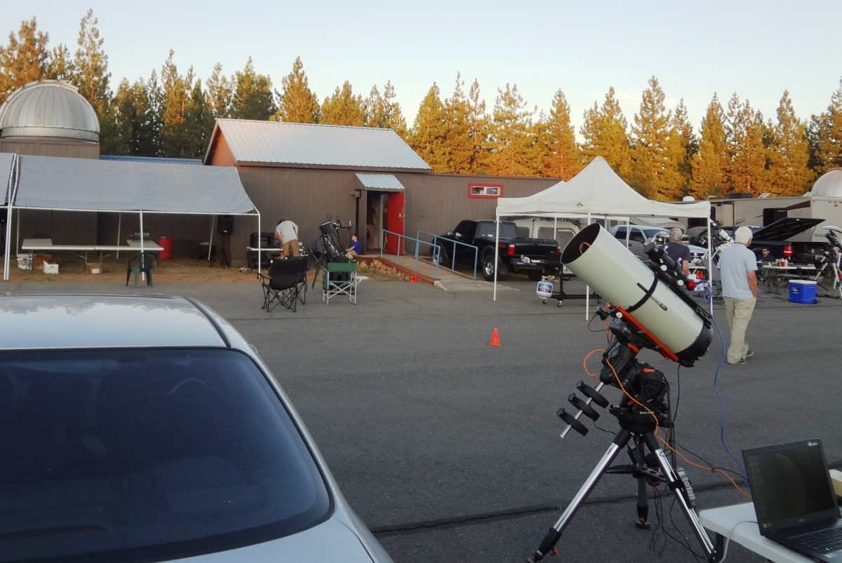 Sacramento Astronomy at Blue Canyon Star Parties