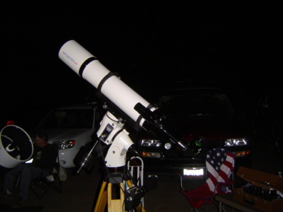 6.1-inch Starfire refractor