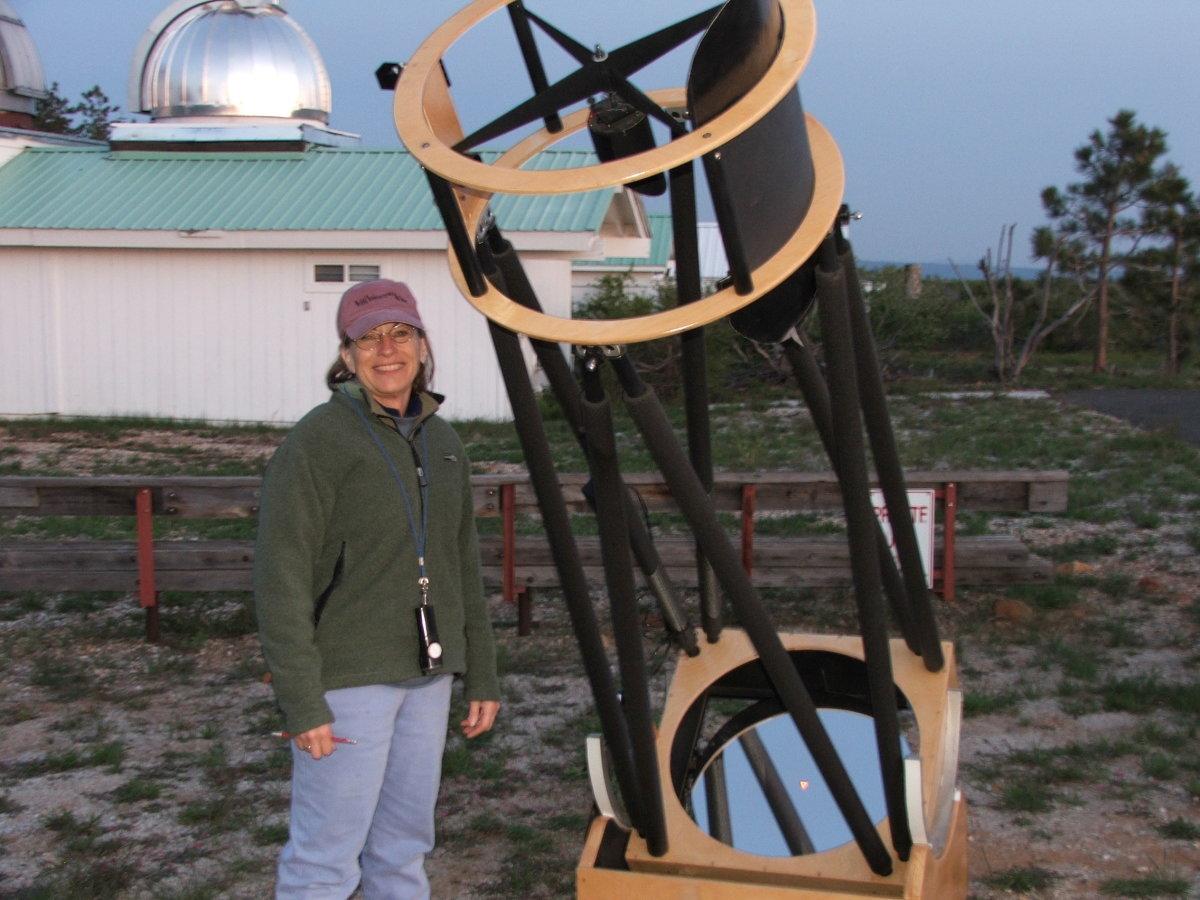 Alvin's 25-inch Dobsonian