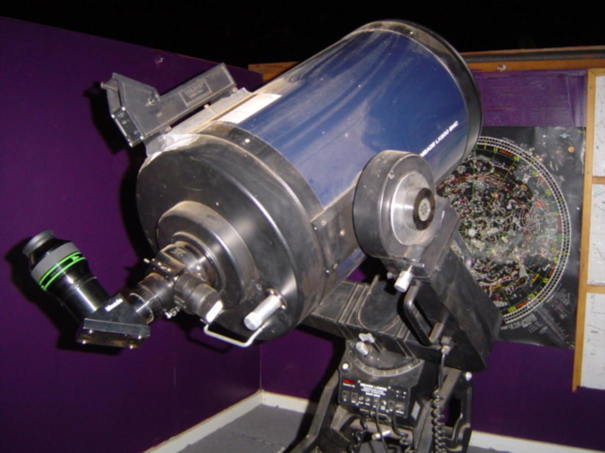 12-inch Meade Schmidt-Cassegrain