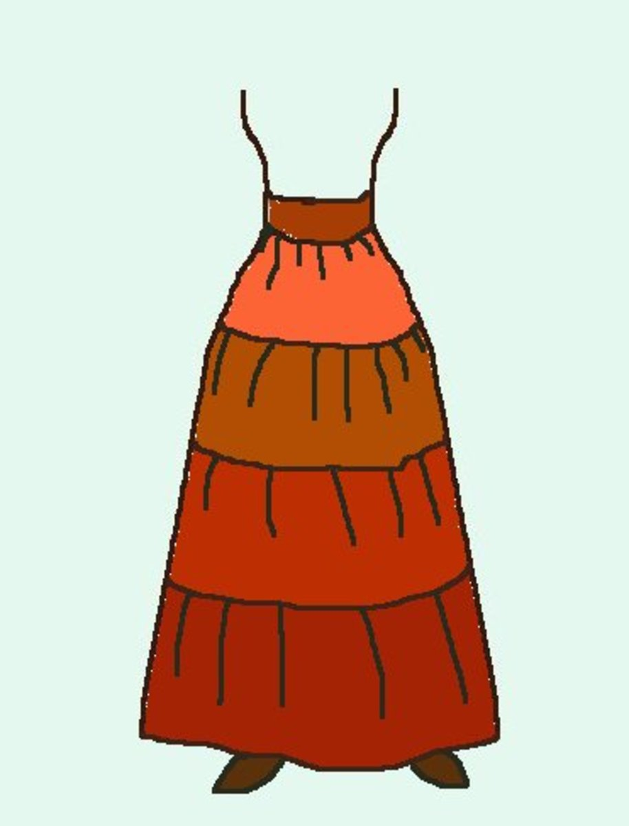 1115f04716 Make a Gypsy Skirt
