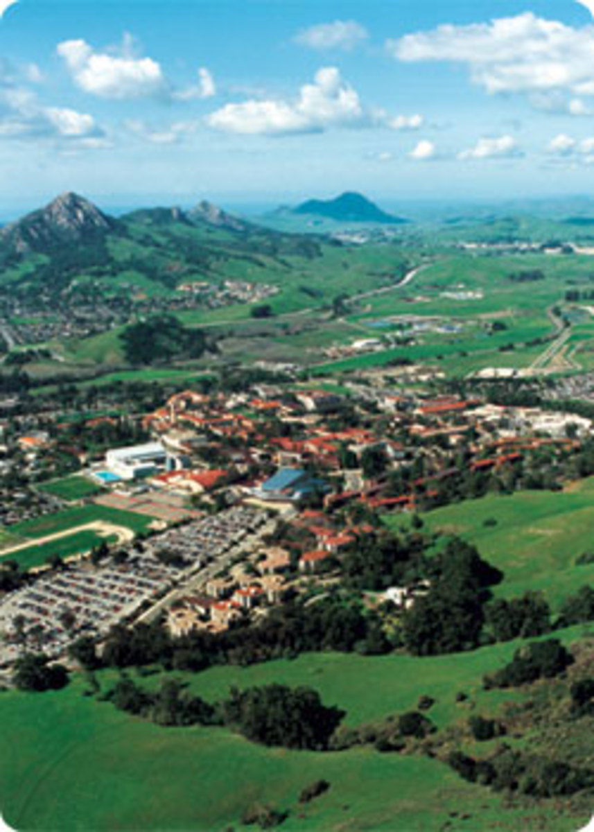 The Cal Poly Campus