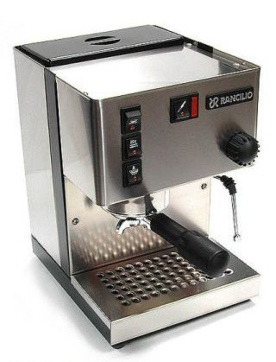 Modifying the Rancilio Silvia Espresso Machine