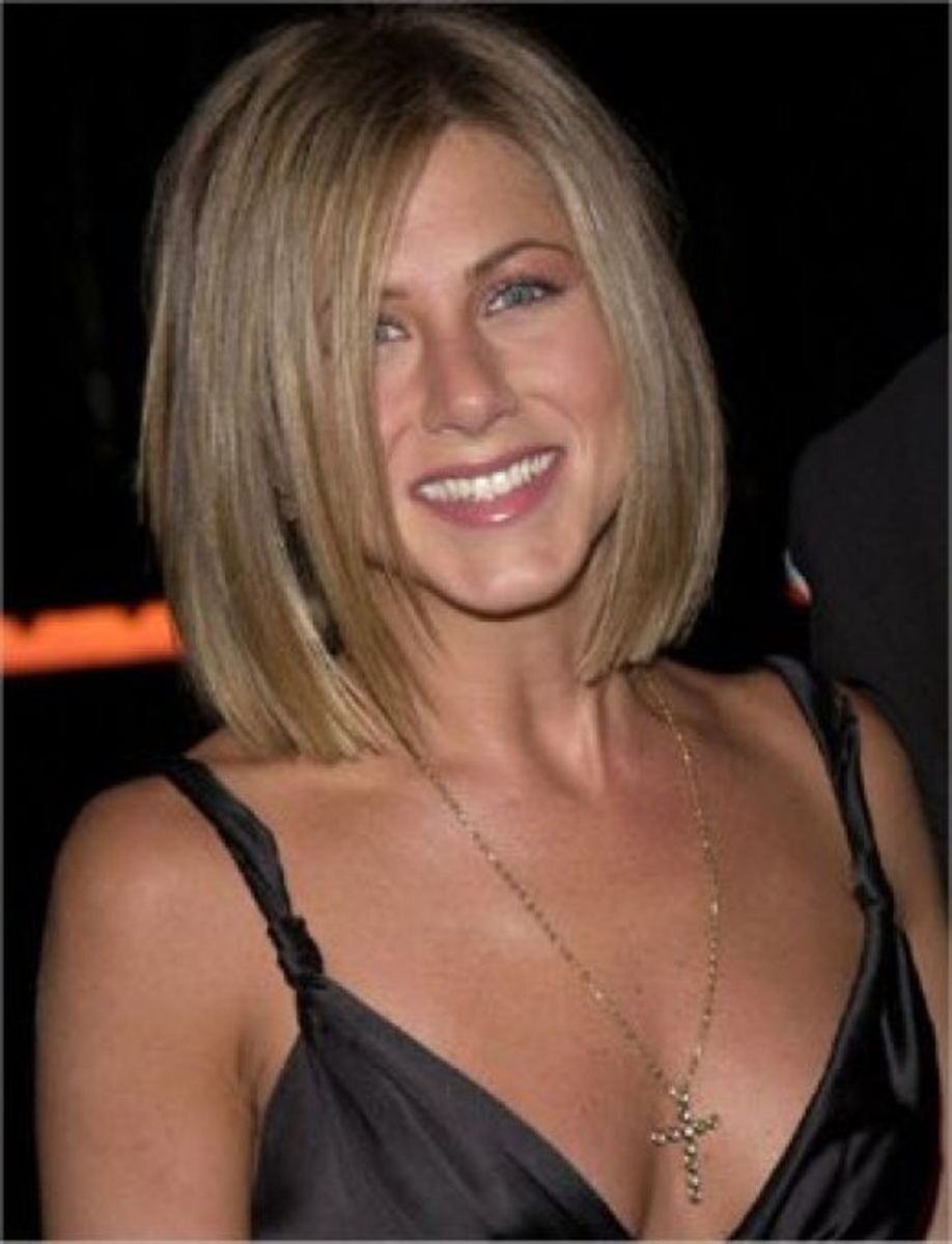 how to style hair like aniston aniston hairstyles and haircuts with and 2297