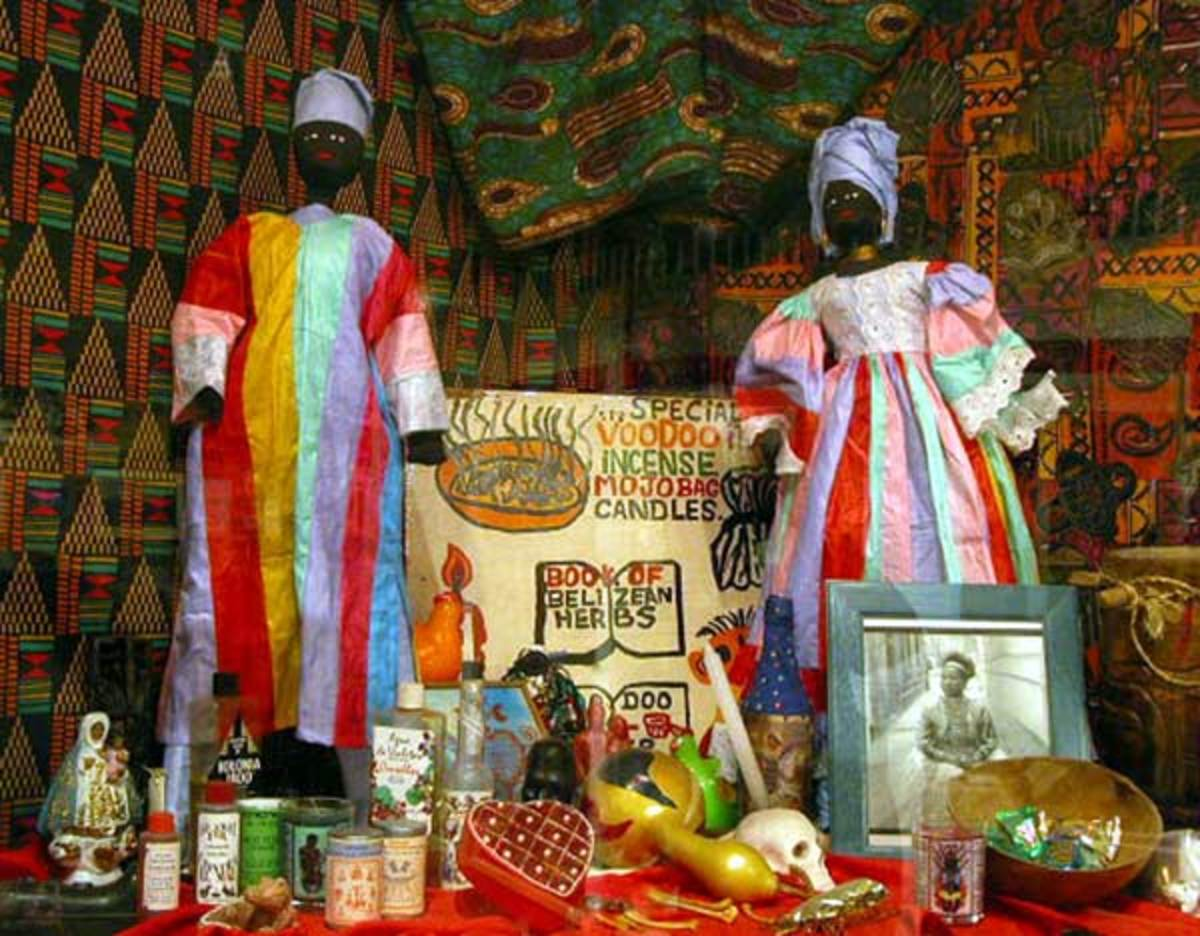 Voodoo Secrets ,Legends , Ghosts and More | HubPages