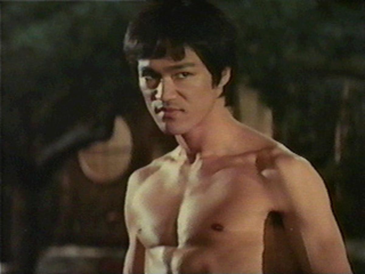 Bruce Lee Casket Bruce lee