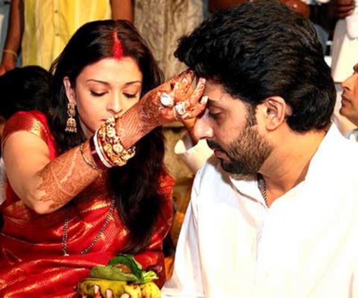 aishwarya rai abhishek bachan wedding photos and videos