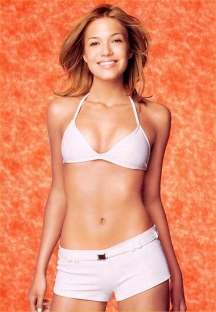 Mandy Moore Is So Cute