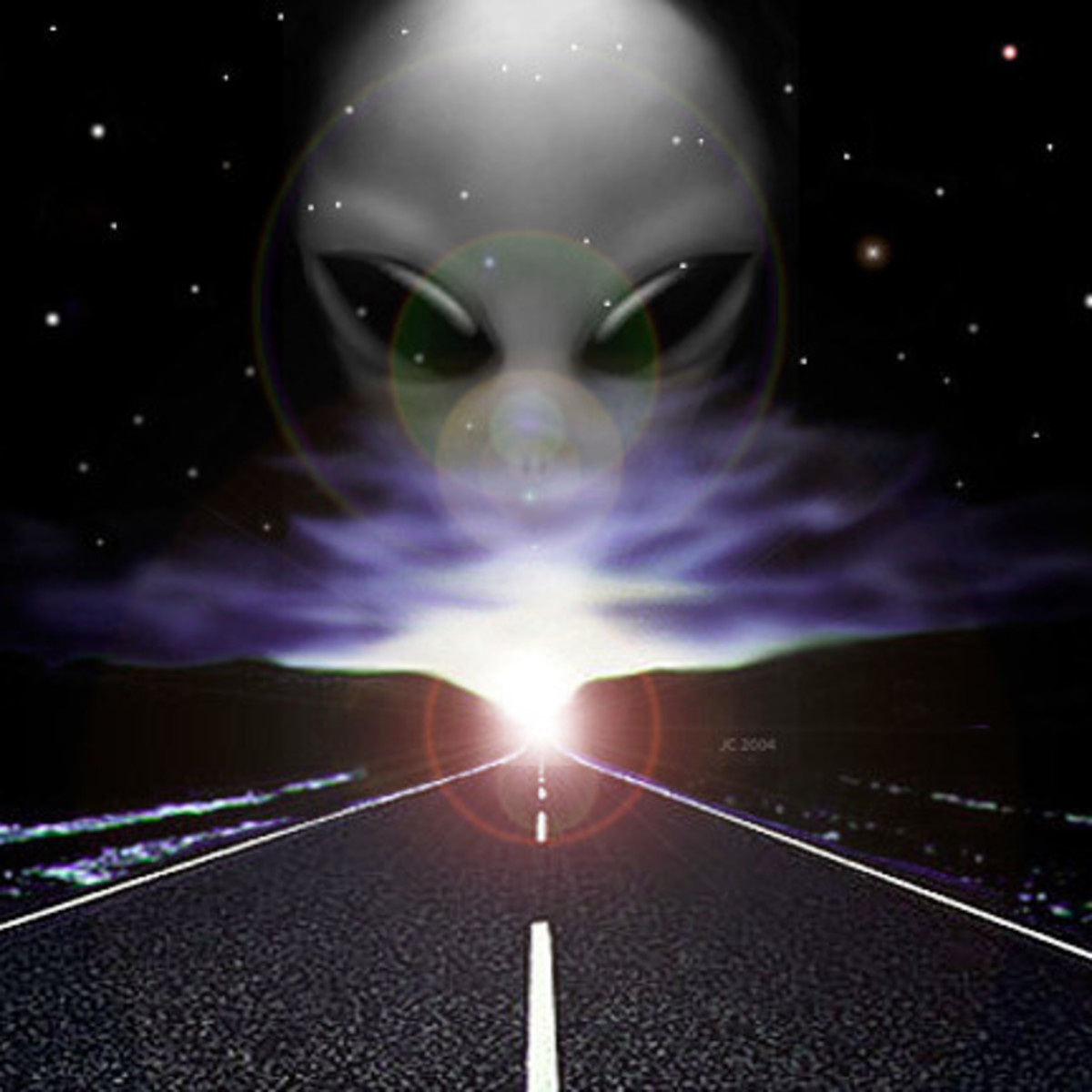 The truth is out there. I really believe that UFO's do exist. How about you? What do you think about UFO's and Aliens?