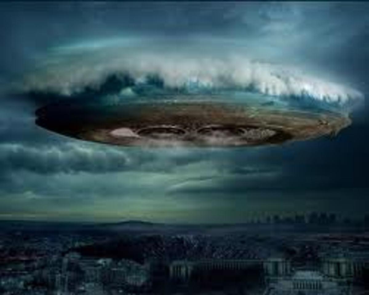Neat UFO Photo