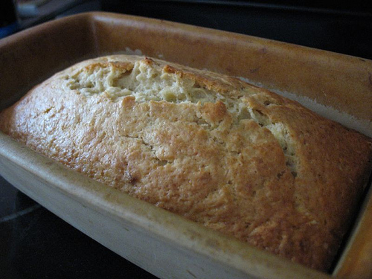 Quick Breads: Easy Banana Bread Recipe