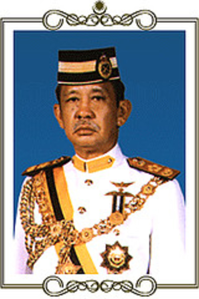 Sultan of Johor and The Death Sentence