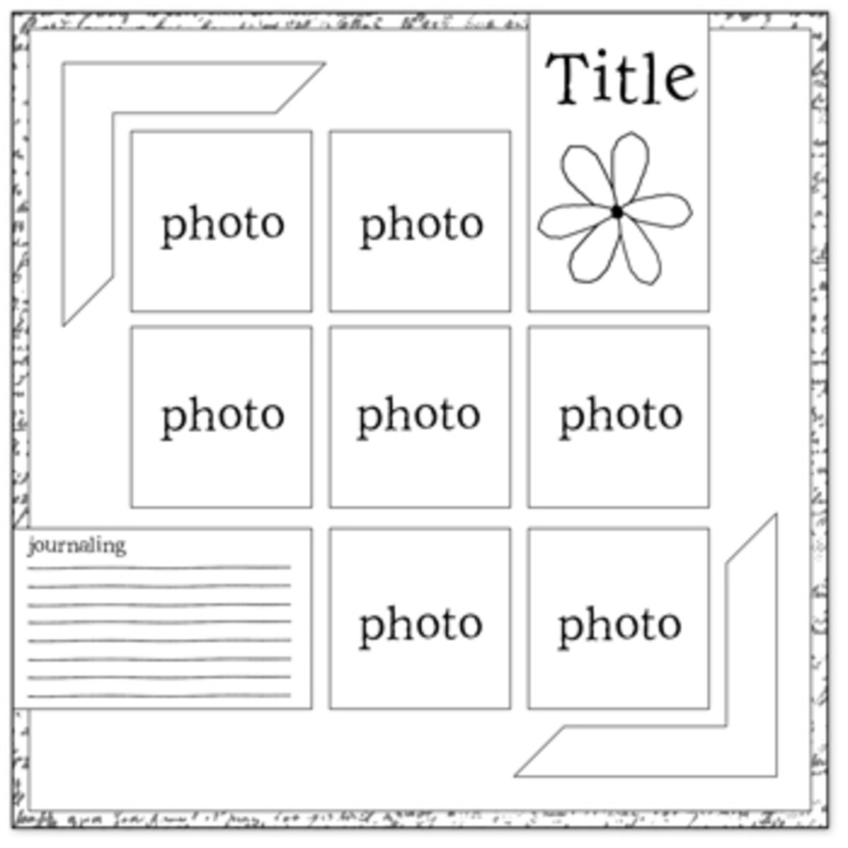 7 PHOTO LAYOUT