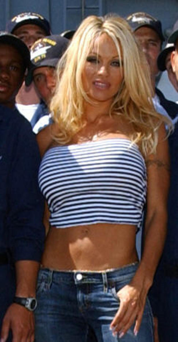 Pamela Anderson is one of the Sexiest Women to ever live.