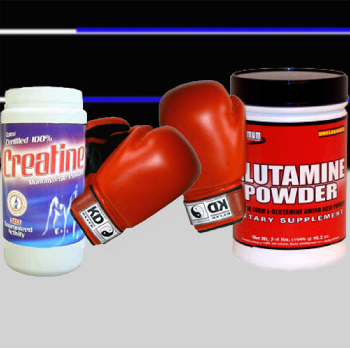 Creatine vs Glutamine - Final Comparison