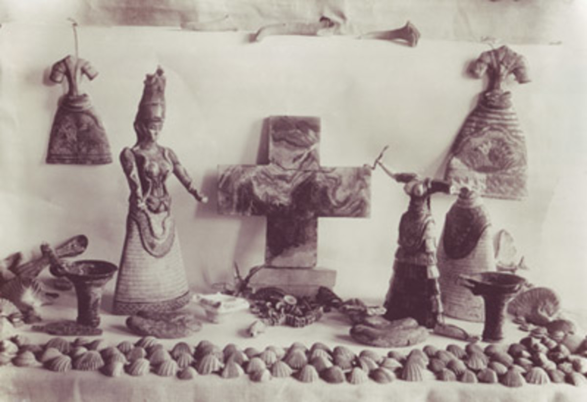 Sculptures: Temple Repositories