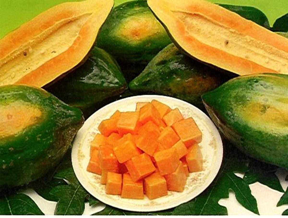 caribbean_papaya_hot_sauce_make_your_own_in_15_minutes_great_for_the_bbq