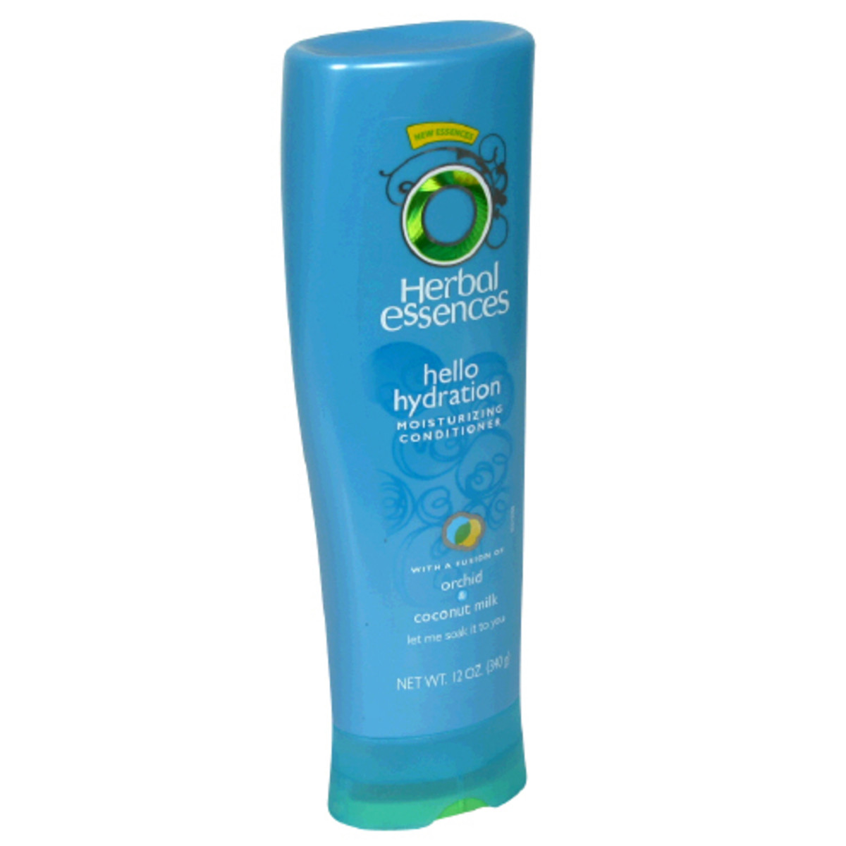 "Use products that infuse hair with moisture, like Herbal Essences ""Hello Hydration!"" collection"