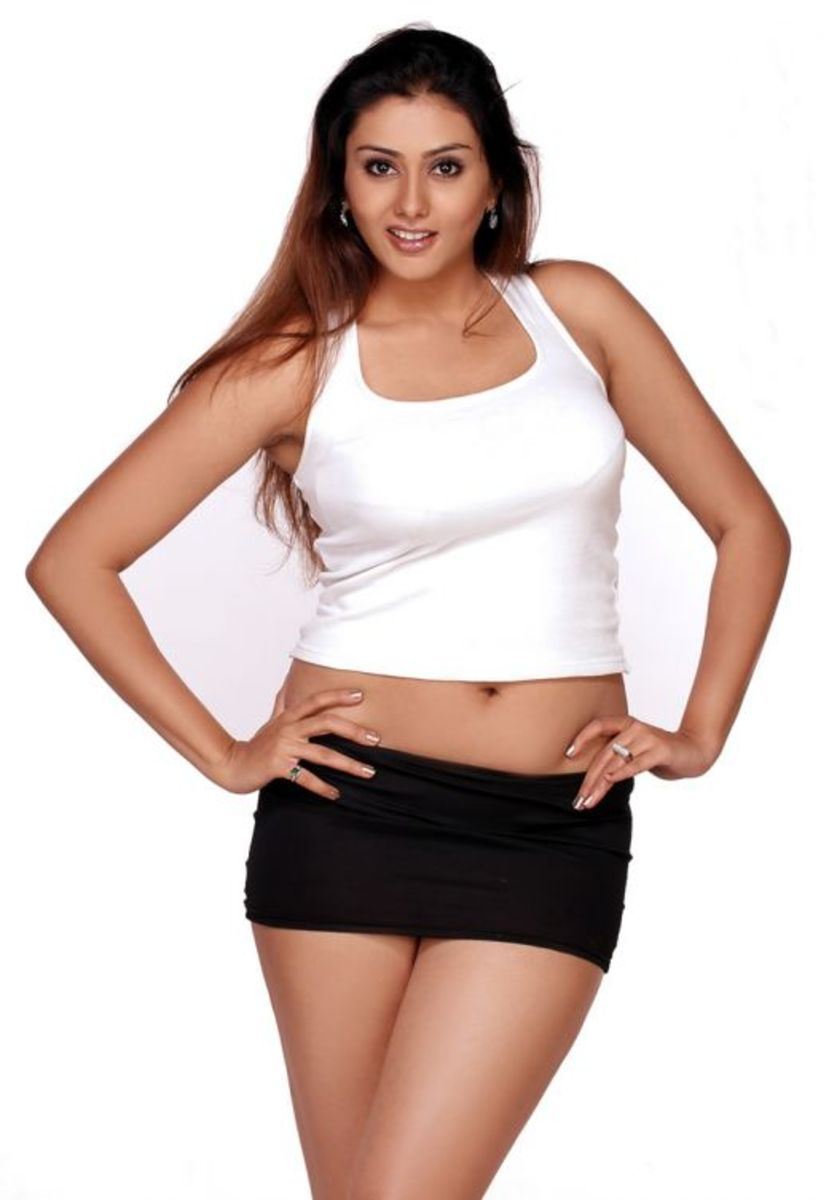 Come To me Looking Namitha