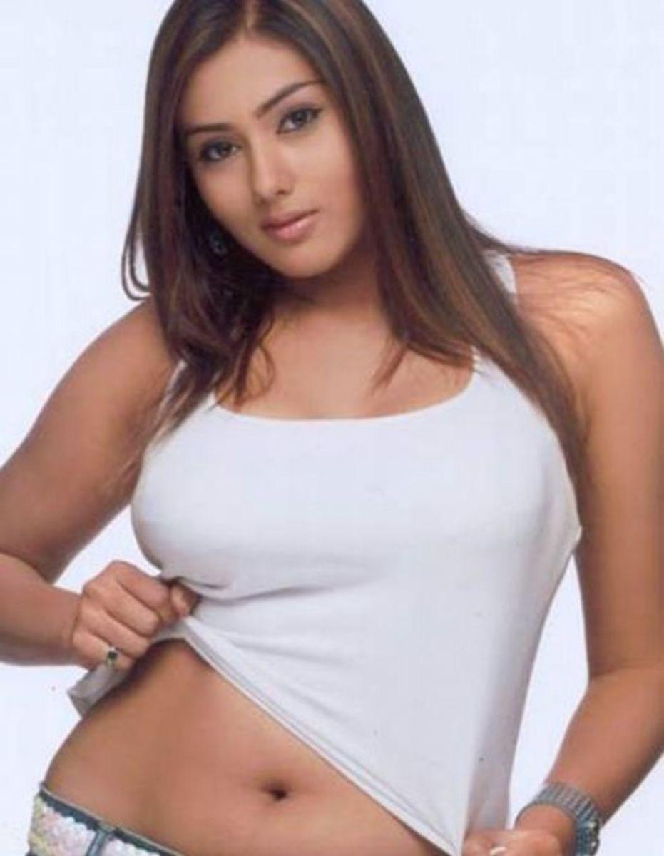 Namitha Undressing