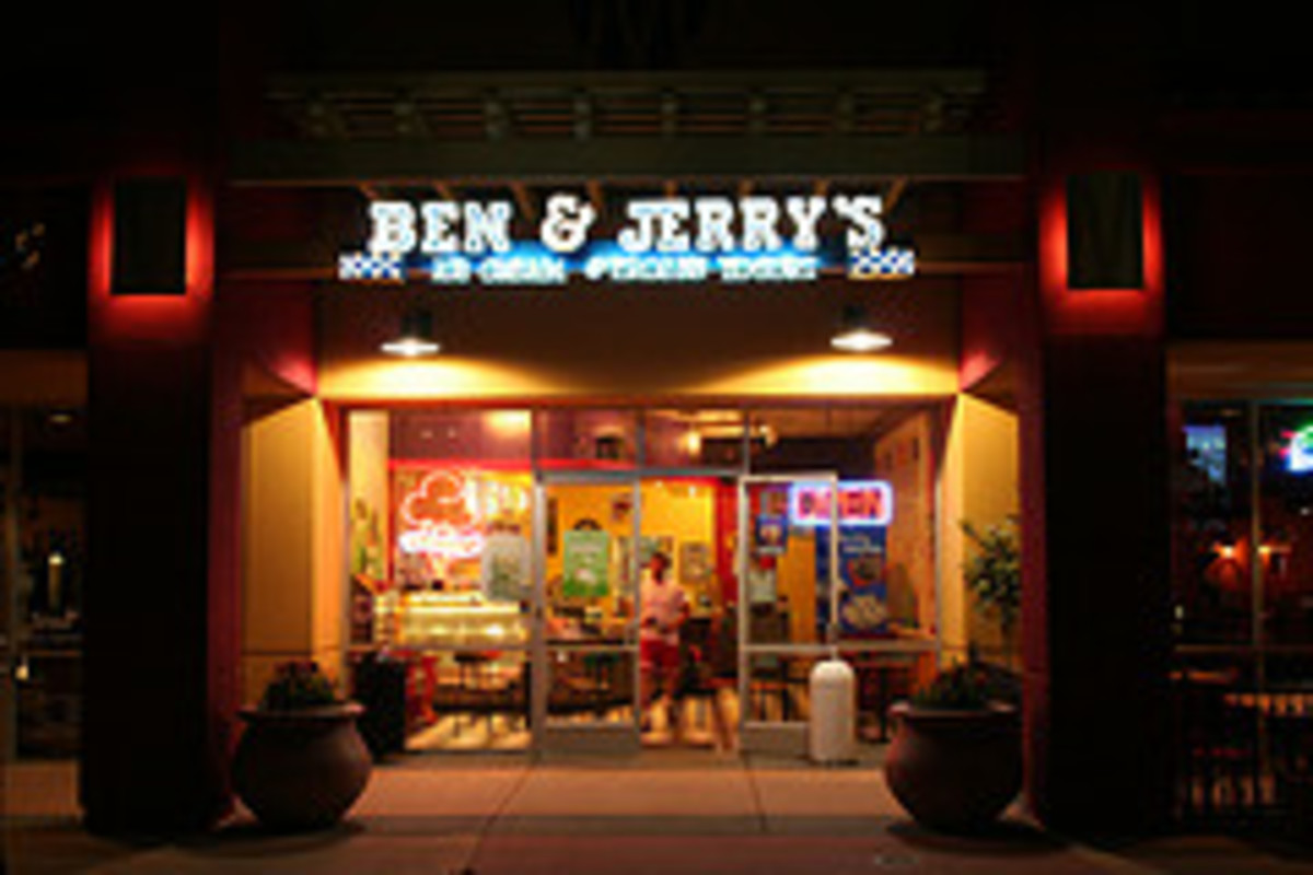 Ben & Jerry's Ice Cream & Frozen Yogurt